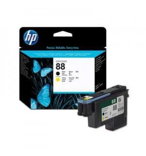C9381A HP 88 Уцененная Головка черная + желтая, для плоттеров Officejet Pro K550/ K5400/ L7480/ L7590/ L7680/ L7780/ K8600