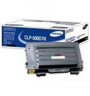 CLP-500D7K Картридж Samsung к цветным принтерам CLP-500/ 500N/ 550/ 550N