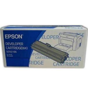 S050166 Картридж для Epson EPL-6200 (6000стр.) К 6200L НЕ ПОДХОДИТ