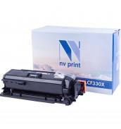 CF330X Картридж NV Print черный, совместимый (20500 стр)