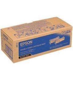 S050631 Тонер-картридж для Epson AL-C2900/CX29 --Black-Double (2х3,000 стр.)