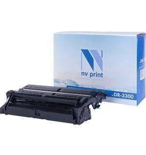 DR-3300 Cовместимый Барабан NV Print для Brother HL5440D/ 5450DN/ 5470DW/ 6180DW/ DCP8xxx/ MFC (30 0