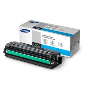 CLT-C506SТонер-картридж Samsung для CLP-680/CLX-6260 Cyan (1500c.)