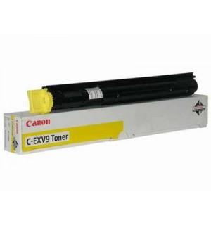 C-EXV9/GPR-13 Yellow [8643A002] Тонер-туба к копирам Canon  iR3100C/ iR 2570C желтый (8500стр.)