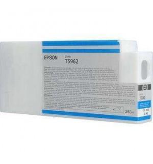 T5962 / T596200 Картридж для Epson Stylus Pro  SP 7890/ 7900 / 9900/ 9890, WT7900 Cyan ( 350 ml )
