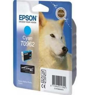 T0962 / T09624 Картридж EPSON Stylus Photo R2880 Cyan (Epson UltraChrome K3 Vivid Magenta)