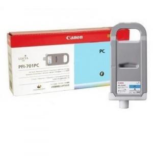 PFI-701PC [0904B005] Чернильница CANON Photo Cyan для IPF-8000/9000 700мл