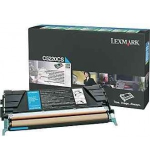C5220CS Lexmark тонер картридж Return Program синий для C522/ C524 /C530/ C532/ C534 (3000 стр.)