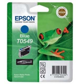 Уцененный голубой картридж EPSON T054940 OEM для EPSON Stylus Photo