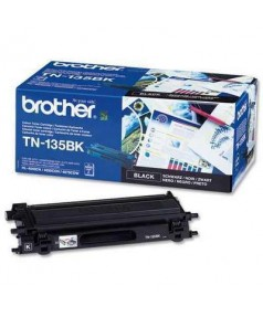 TN-135BK черный тонер-картридж Brother для  HL-4040/ 4050/ 4070/ DCP-9040/ 9045/ MFC-9440/ 9840 (5000 стр.)