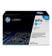 C9721A HP 641A Картридж голубой для HP Color LJ 4600/ 4610/ 4650 Cyan (8000 стр.)