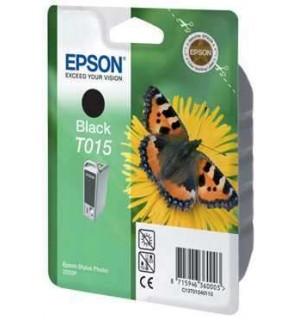 T015401 Картридж для Epson Stylus Photo 2000P черный  (363 стр.)