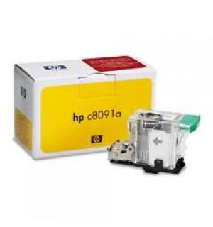 C8091A Скрепки для  HP 4345mfp/4730mfp/9040/9050/4700  (5000 скрепок)