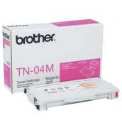 TN-04M Пурпурный тонер-картридж для Brother MFC-9420CN/ HL-2700CN (до 6600 страниц при 5% заполнении)