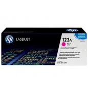 Q3973A HP 123А Картридж для HP Color LJ 2550/ 2820/ 2840, M (2000 стр.)