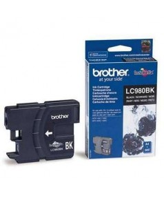 LC-980BK Картридж для Brother DCP-145C/ 165C/ 195C, DCP-375CW, MFC-250C/ 290C (300 стр.) Black