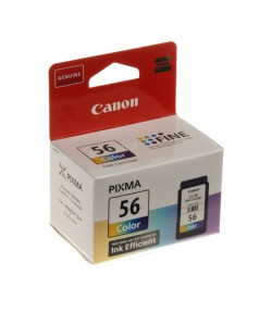 CL-56 [9064B001] Трехцветный картридж Canon для Pixma  E404, E464 (300 стр.)
