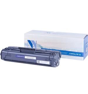 C4092A / EP-22 Совместимый Картридж NV Print для HP LJ 1100/ 1100A/ X, 3200, =Canon EP-22 (2500стр)