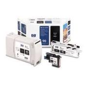 C5054A HP 90 Печатающая головка черная (...
