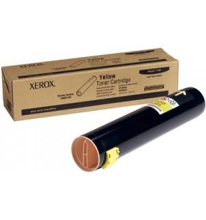 106R01162 Тонер-картридж желтый для Xerox Phaser 7760 (25000стр)