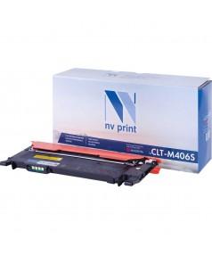 CLT-M406S совместимый Картридж NV Print для Samsung CLP-360/365/CLX-3300/3305  Magenta