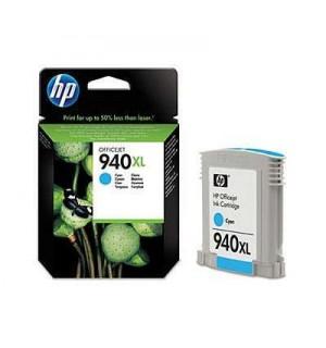 C4907AE HP 940XL Картридж Голубой повышенной емкости для HP Officejet Pro 8000/8500 (1400 страниц)