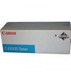 C-EXV25C [2549B002] Тонер-картридж Canon для image PRESS C6000, синий (1145гр)