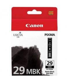 PGI-29MBK [4868B001] Картридж для PIXMA PRO-1. Матовый чёрный. 36мл.