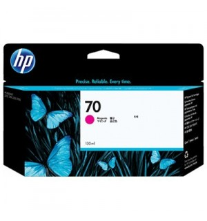 C9453A HP 70 Картридж Magenta для Hewlett Packard DesignJet Z2100/ Z3100/ Z3200 (130 мл.)