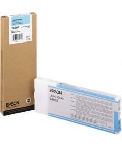 T6065 / T606500 Картридж для Epson Stylus Pro 4800/ 4880, Light-Cyan (220мл.)