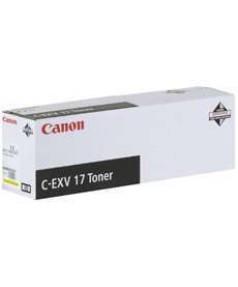 C-EXV17/GPR-21 [0259B002] Yellow Тонер-туба к копирам Canon iRC 4080i / iRC 4580i