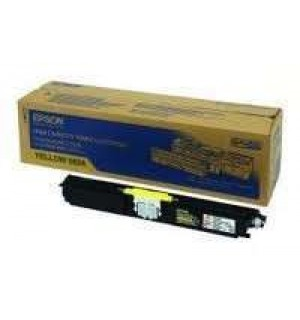 S050554 Тонер-картридж Epson AcuLaser C1600/ CX16/ CX16NF Желтый (2 700стр.)