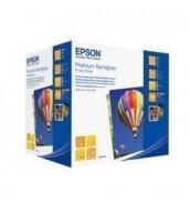 S042200 Бумага Epson Premium Semiglossy Photo Paper, 260 г/м2, (10х15см) 500л, высококачественная по