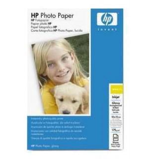 C7894A HP Glossy Paper, глянцевая бумага, 10х15см. с отрывным ярлычком, 175 или 210 г/ м2, (60л.)