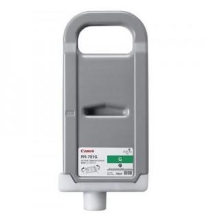 PFI-701G [0907B005] Чернильница CANON Green для IPF-8000/9000 700мл