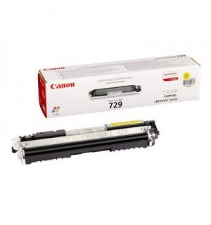 Canon Cartridge 729Y [4367B002] Картридж жёлтый для Canon i-SENSYS LBP7010C и LBP7018C (1000с.)
