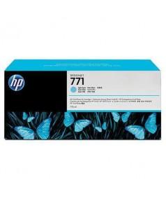 B6Y12A/ CE042A Картридж №771 светло-голубой для плоттера HP DesignJet Z6200, Z6600, Z6800 (775 ml)