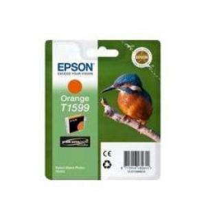 T1599 OEM Картридж для Epson Stylus Photo R2000 Orange OEM