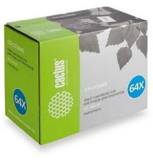 CC364X совместимый Картридж Cactus CS-CC364XS для HP LJ P4015/P4515 (24000стр.)