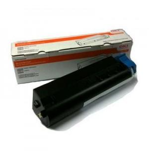 44917608/44917602 Черный тонер-картридж повышенной емкости для Oki B431/ MB491 (12000c.)