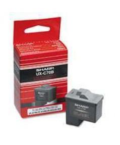 UX-C70B Картридж струйный для факсов Sharp X-B700/ B15/ B20/ B20CN/ B30/ B30RA/ B30CN/ B35CN/ BA50/