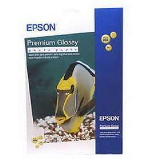 S041822 Бумага Epson Premium Glossy Photo Paper, высококачественная глянцевая фотобумага Epson, 255г