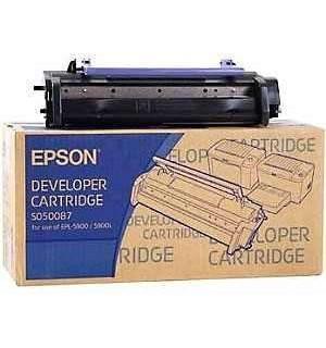 S050087 Тонер-картридж для Epson EPL-5900L/ 6100/ 6100L