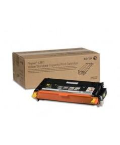 106R01390 Принт-картридж желтый Phaser 6280 (2200 стр.)