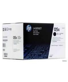 CE505XD HP 05X Картридж для HP LJ P2050/ P2055 Двойная упаковка(6500 стр.)