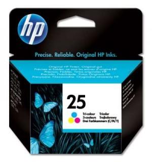 51625А Картридж для HP DJ 5xx/ 3xx/ 4x0 Color  (500 стр., 19,5мл.)