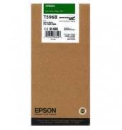 T596B Картридж для Epson Stylus Pro  7900 / WT7900/ 9900 Vivid Green ( 350 ml )