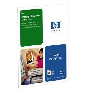 C6984A HP Semi-Glossy Photo Quality Paper. Полугля