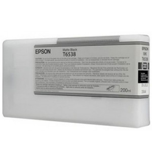 T6538 / T653800 Картридж для Epson Stylus Pro 4900 matte black ( 200ml )