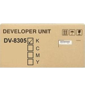 DV-8305K [302LK93014]  Блок проявки черный для Kyocera TASKalfa 3050/3051/3550/3551ci (600 000 стр.)